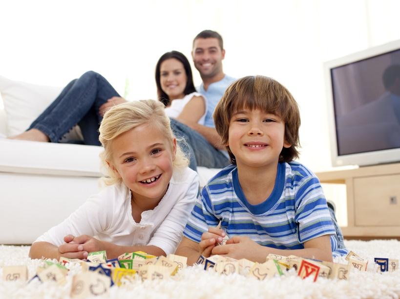 Kinder lernen spielerisch und mit System