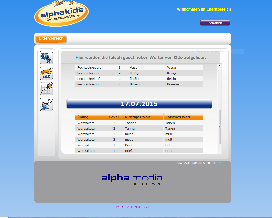 Statistik Alphak.