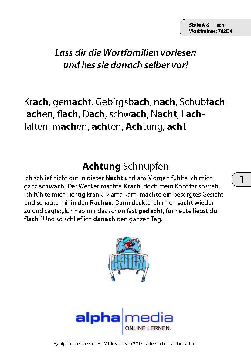 kostenlose Übungen bei lrs - fernkurs deutsch