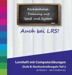 Lernheft Deutsch Stufe B- Rechtschreibregeln 2