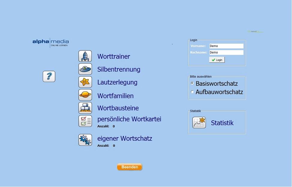 Professionelle Lernsoftware für sichere Rechtschreibung