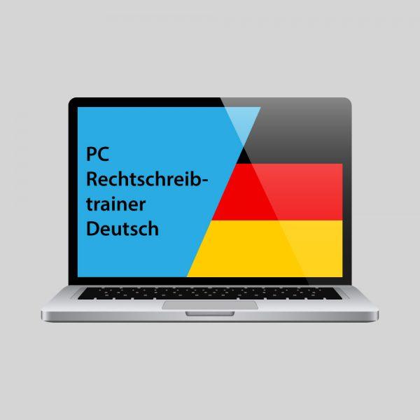 PC Rechtschreibtrainer Deutsch - Lernsoftware